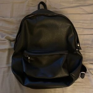 Brandy Melville black backpack